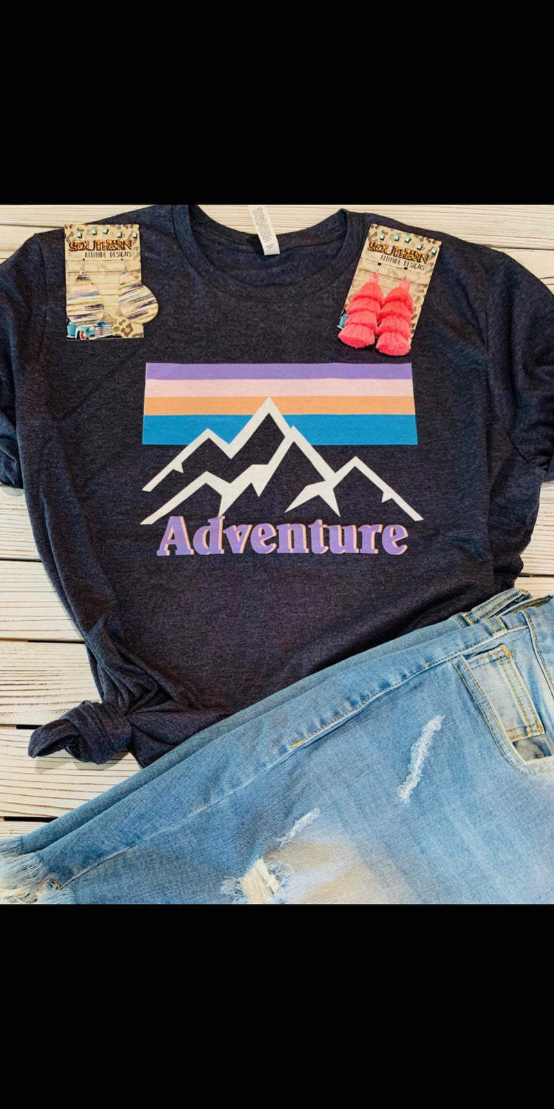 Adventure Top - Also in Plus Size