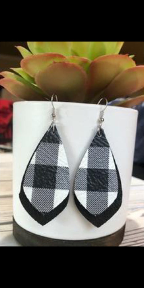 Buffalo Creek Earrings