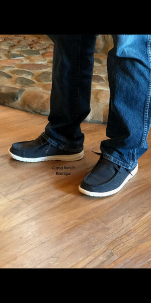 Men's - Black Cade Very G Shoes