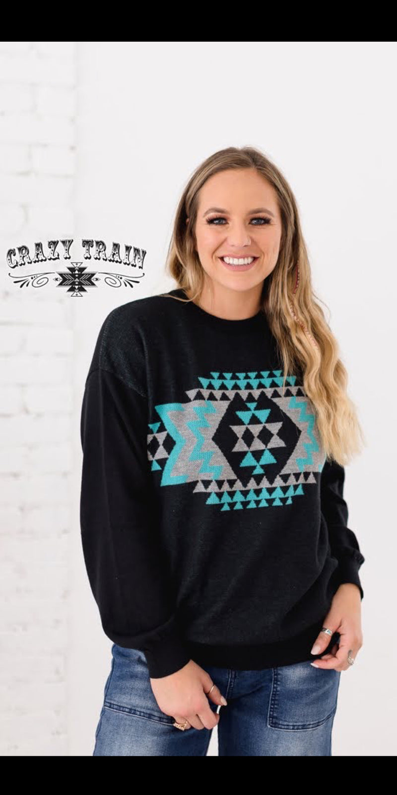 Grand Ol Opry Pullover Top - Also in Plus Size