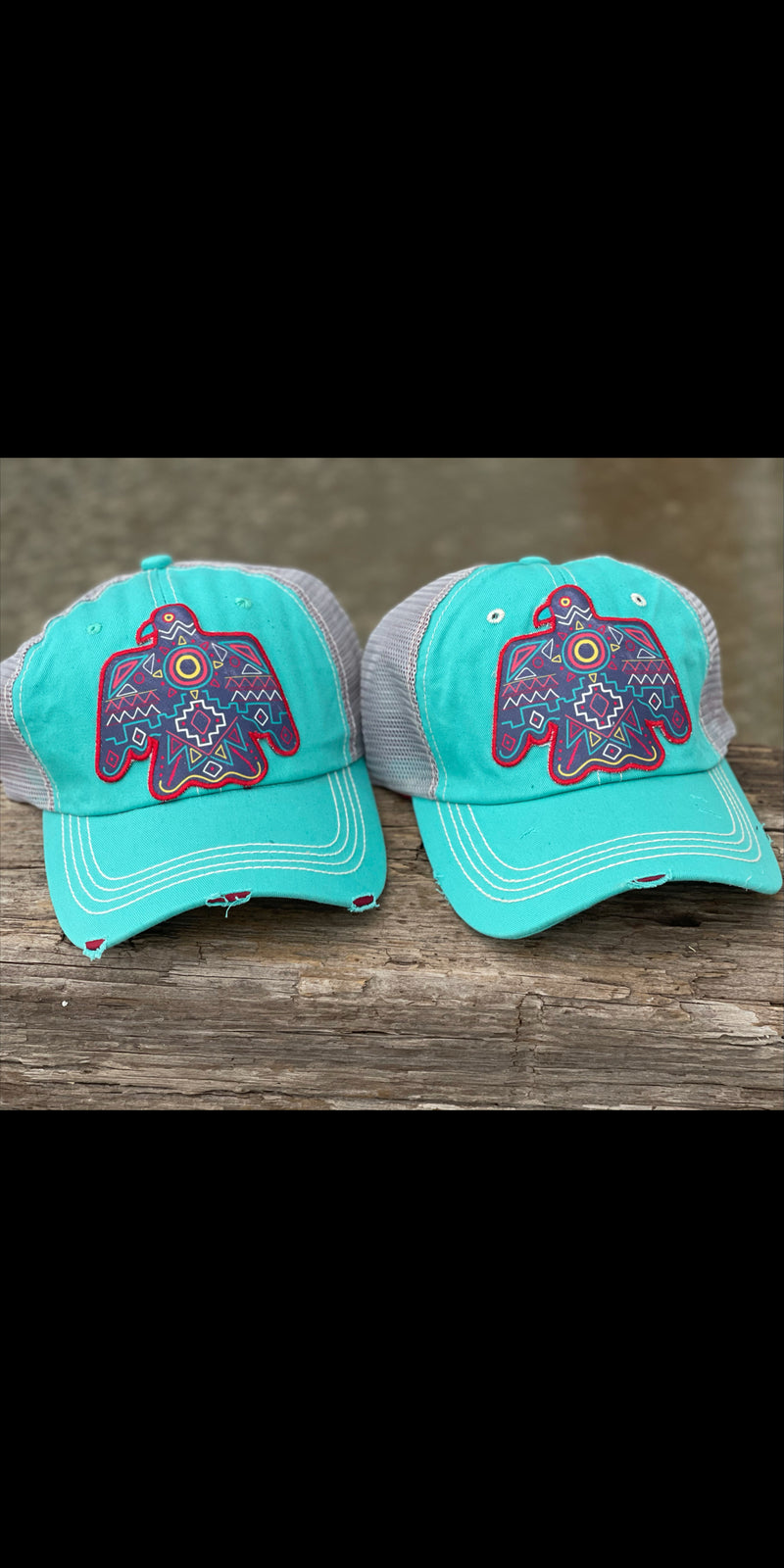 County Line Road Thunderbird Cap