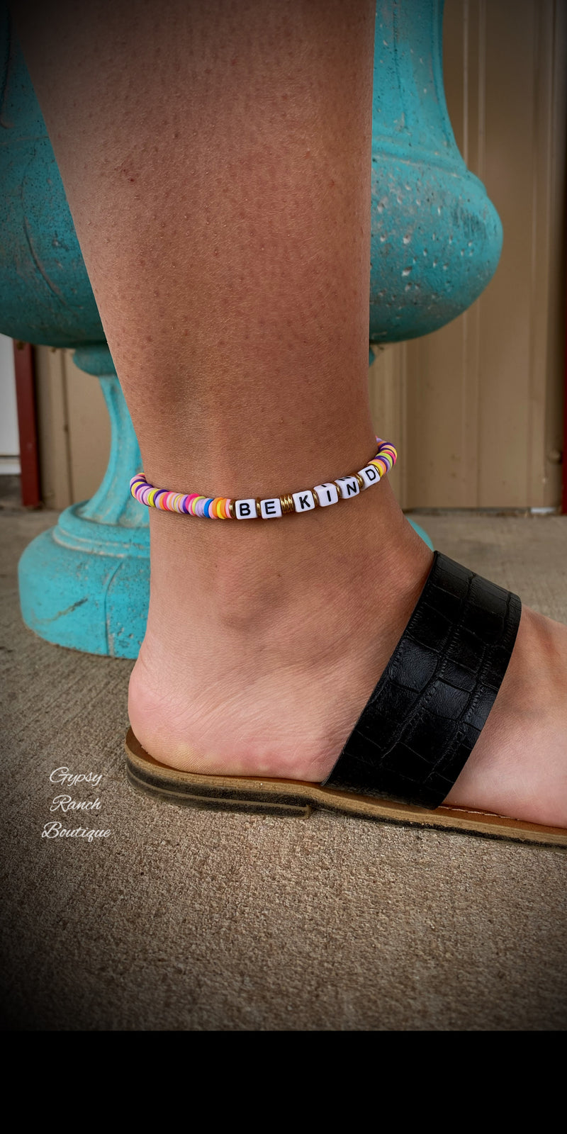 Be Kind Anklet