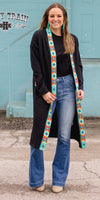 The Dutton Aztec Cardigan - Also in Plus Size