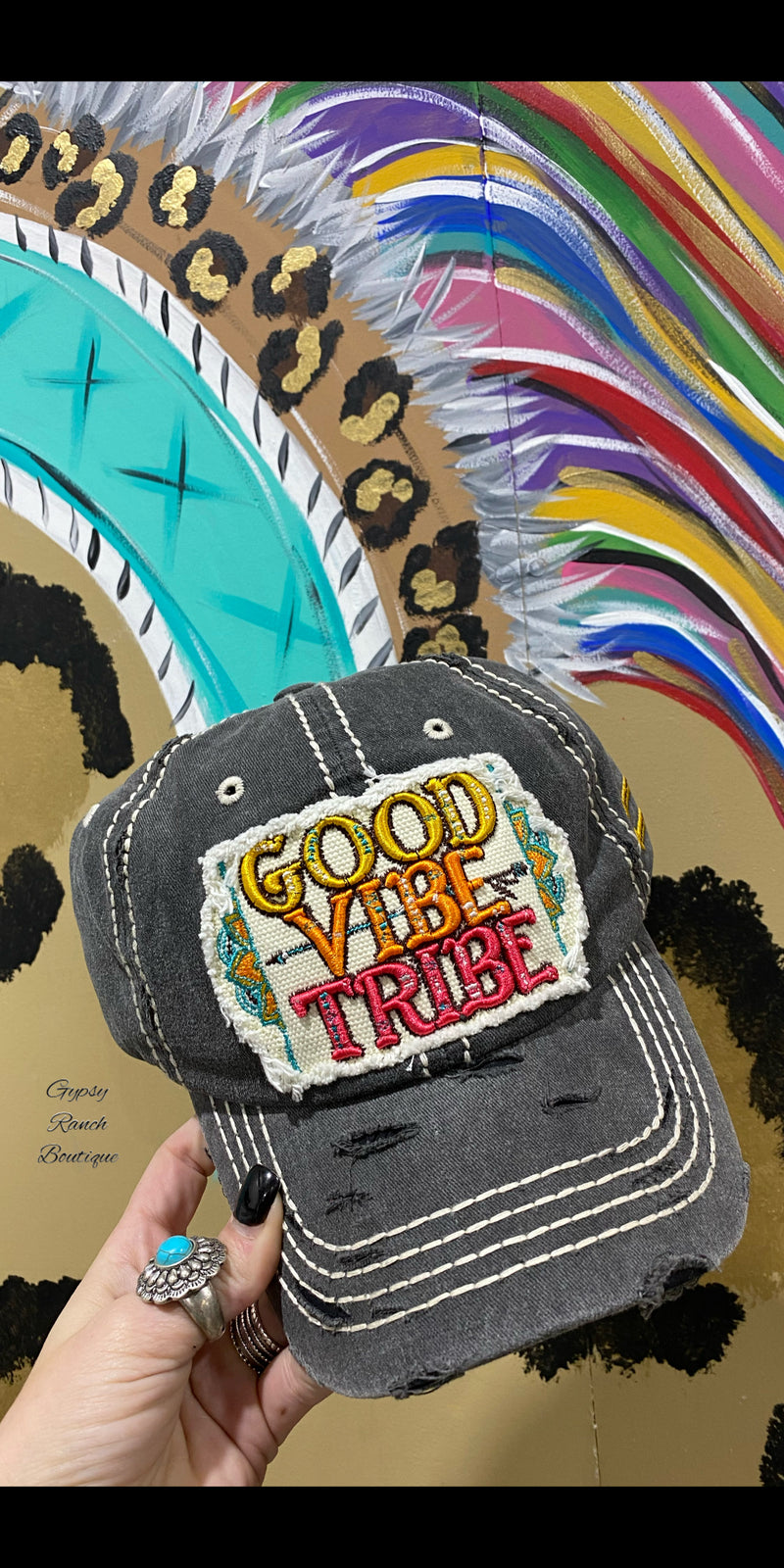 Good Vibe Tribe Cap