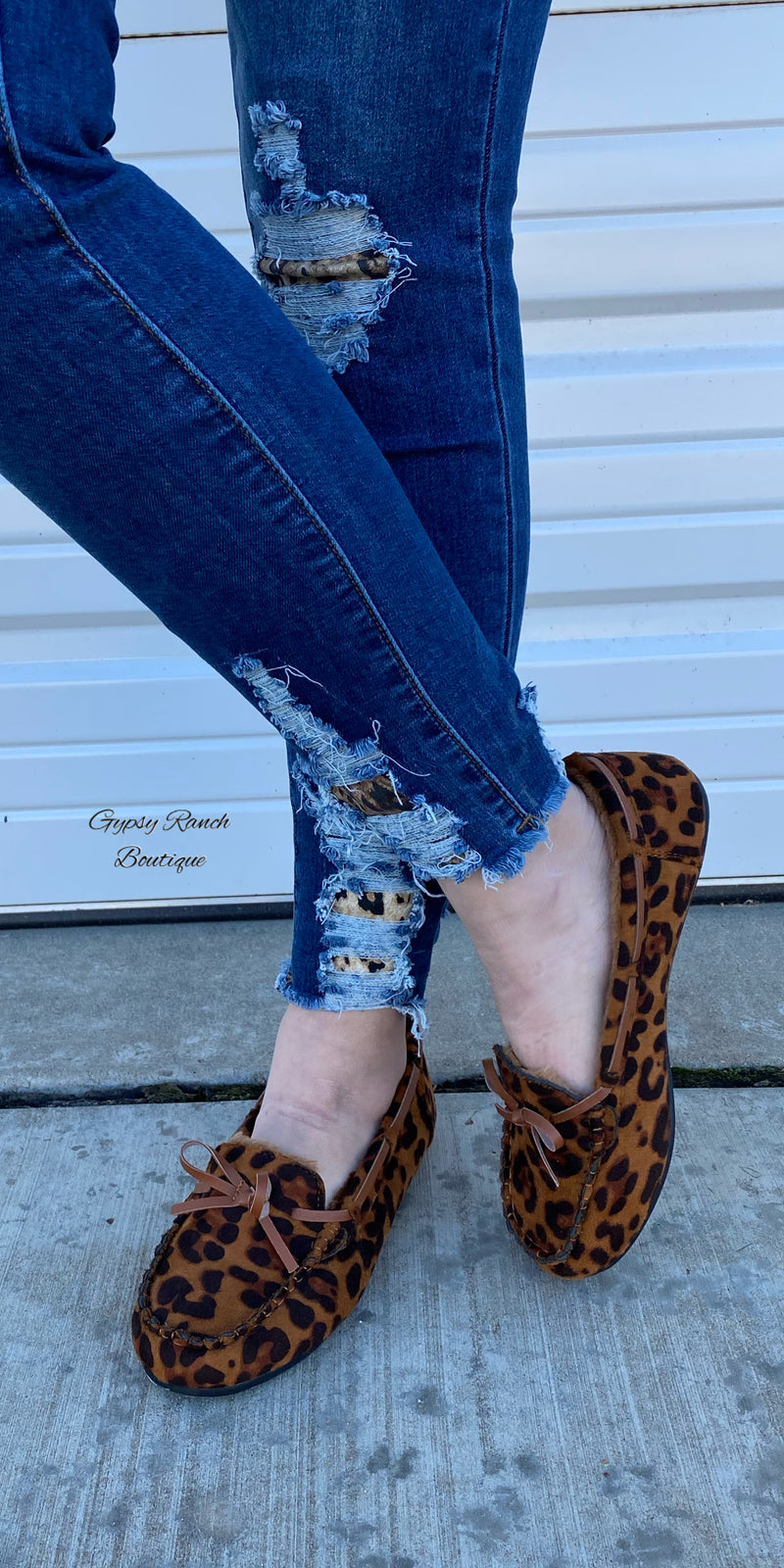 Rocky Mountain Leopard Moccasins