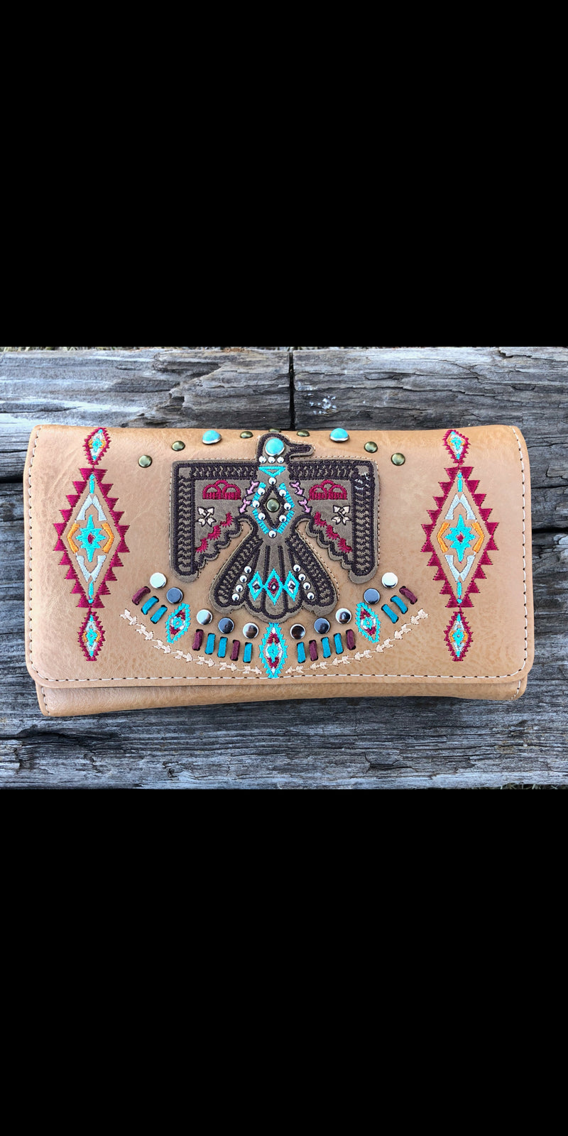 Highland Thunderbird Wallet