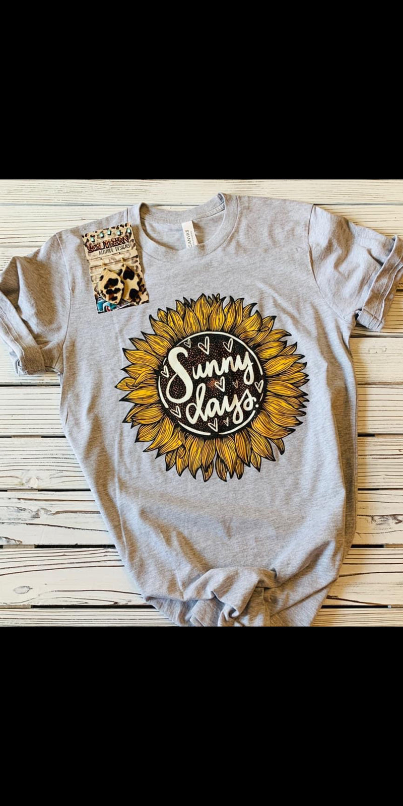 Sunny Days Top - Also in Plus Size