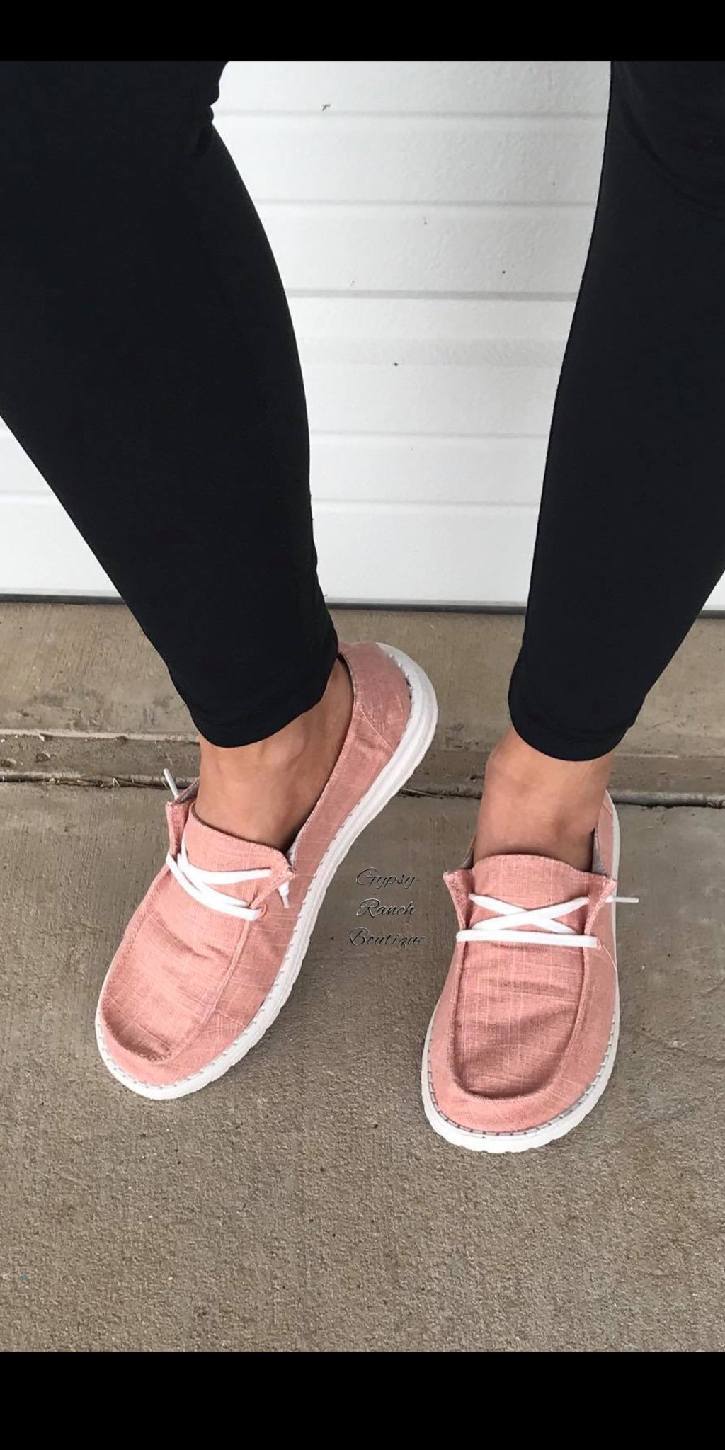 Gypsy Jazz BLUSH Slip On Shoes