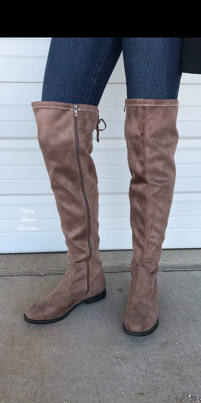 Vancouver Over The Knee Boots