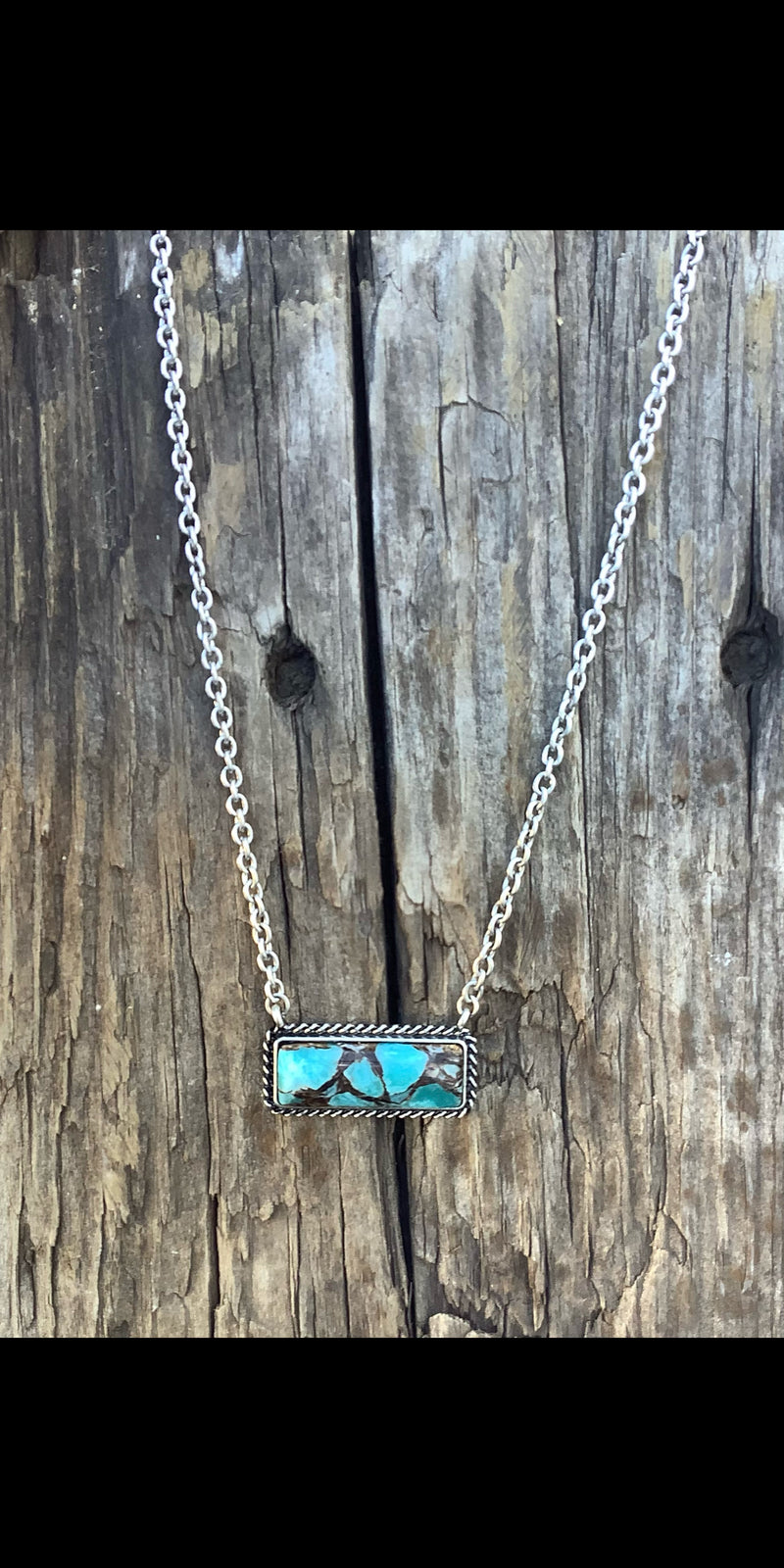 Lander Turquoise Necklace