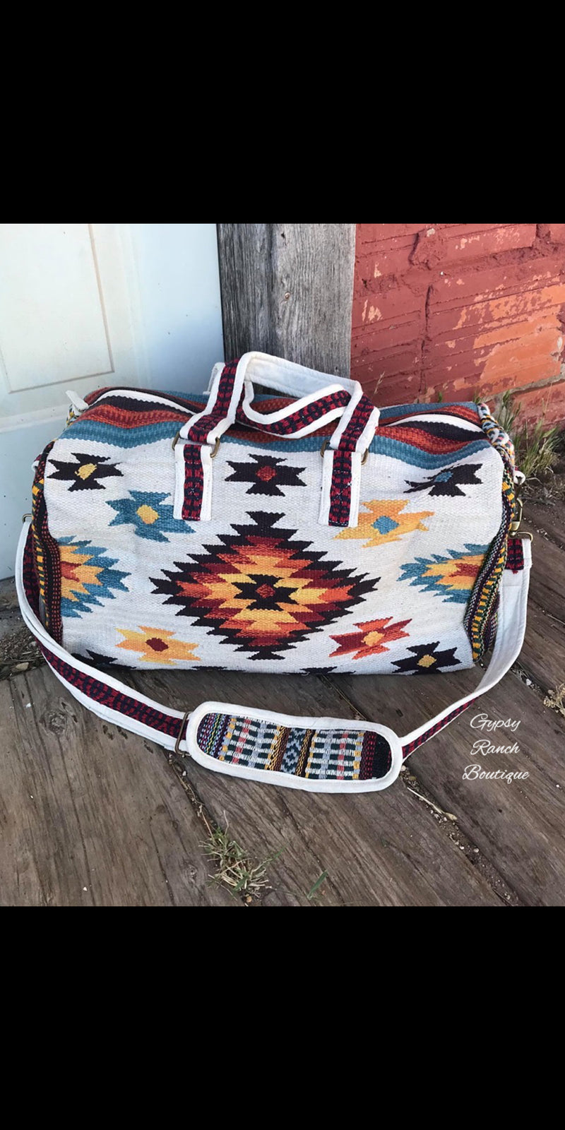 Rockin R Ranch Weekender Bag
