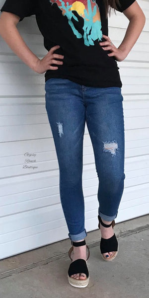 Brody Royalty Jeans - Also in Plus Size