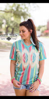 Trinity Aztec Top - Also in Plus Size