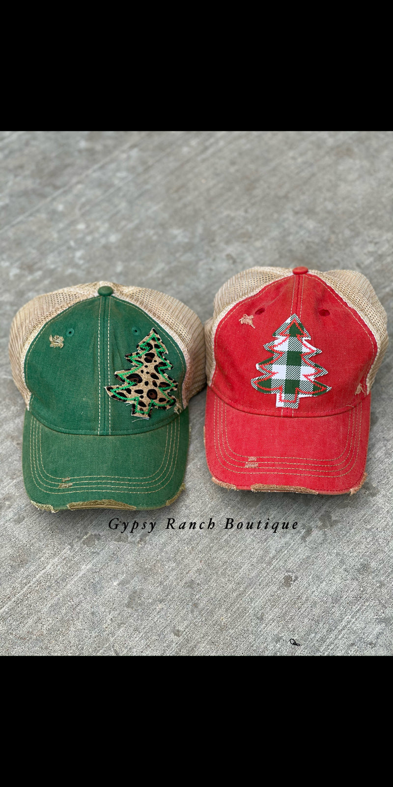 Christmas Tree Time Cap