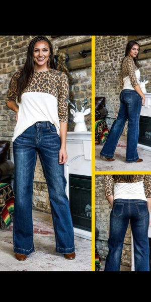 Mallory Trouser Jeans - Also in Plus Size