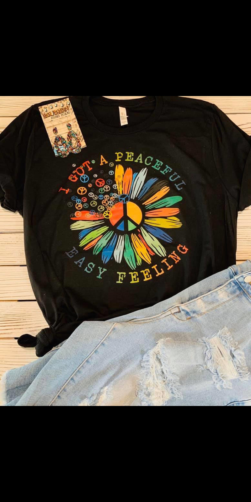 Peaceful Easy Feeling Top - Also in Plus Size