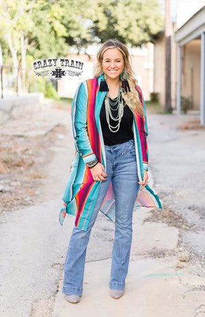 Ranch Rodeo Duster or Dress - Also in Plus Size
