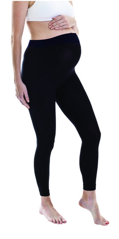 Fertile Mind - Footless Maternity Tights