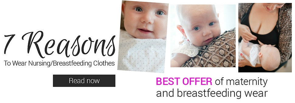 Best offer of Maternity  & Breastfeeding Wear