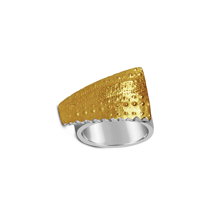 Urchin Slice Ring
