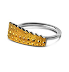 Urchin Thin Slice Ring