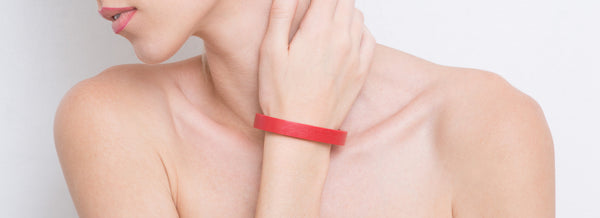 Lia Bracelet (Red) - Mino Creations Jewellery