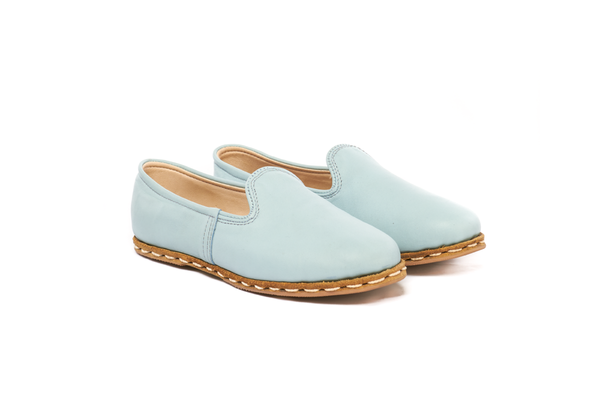 Joab Women's Bay Blue Leather