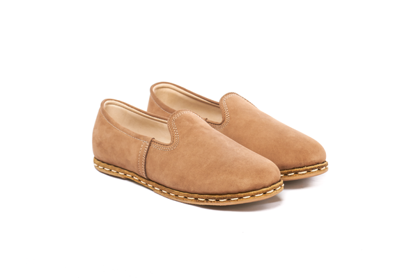 Joab Women's Mahé Taupe Leather