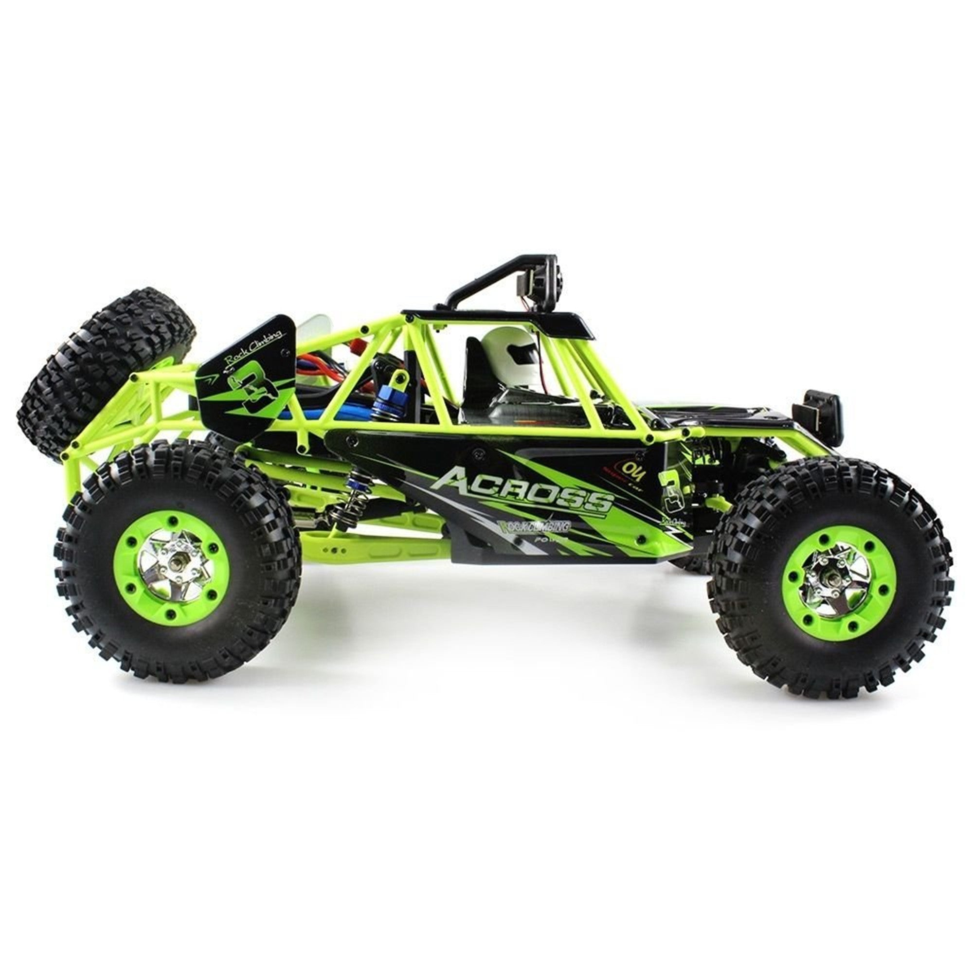 Remote Control Cars >> Gizmovine 12428 Rc Cars Off Road Rock Climber 1 12 High Speed 31 25mph 4wd 2 4ghz Remote Control Truck Climber Rc Climbing Cars Rtr With Led Light