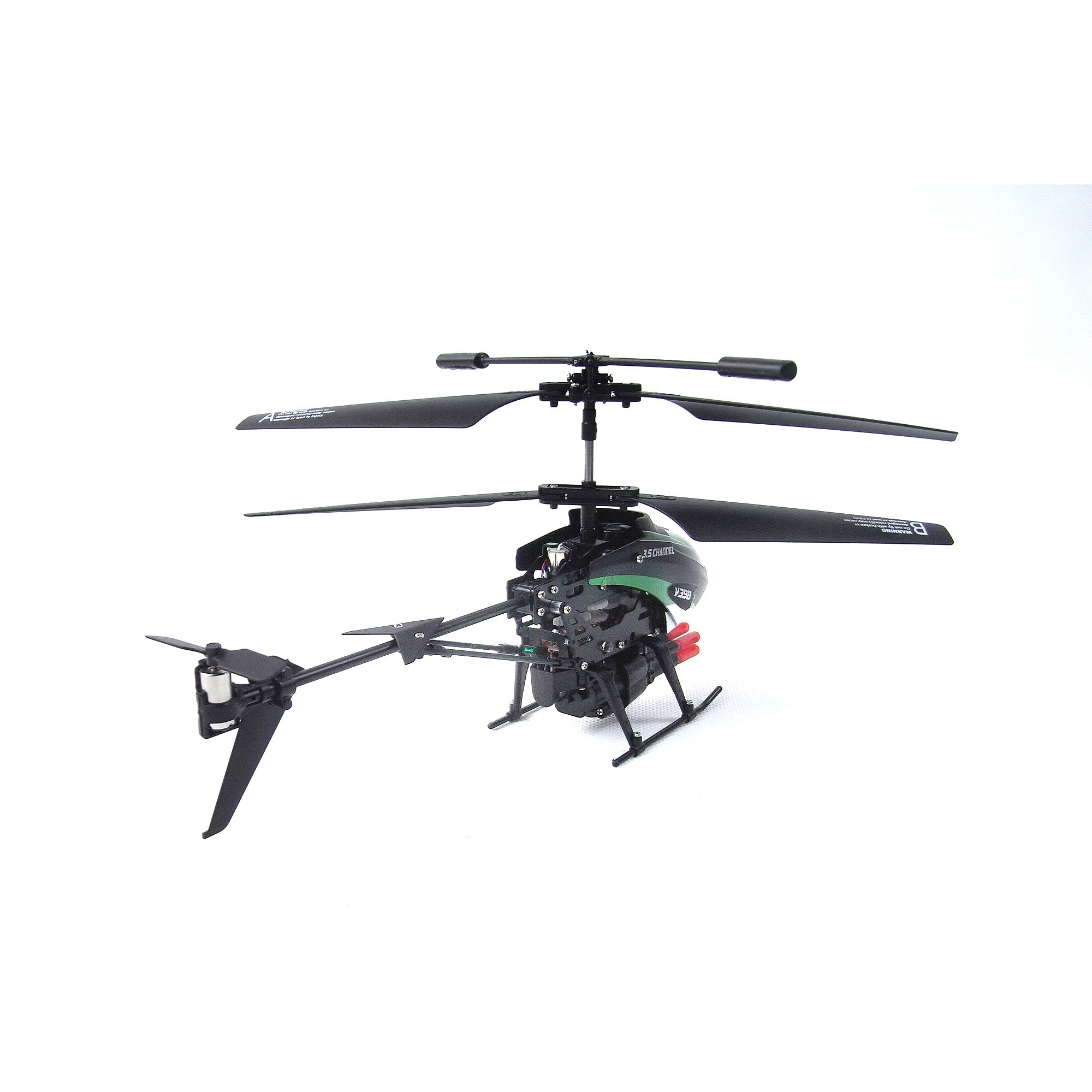 GizmoVine Wltoys V398 RC Helicopter 3.5CH Built-in