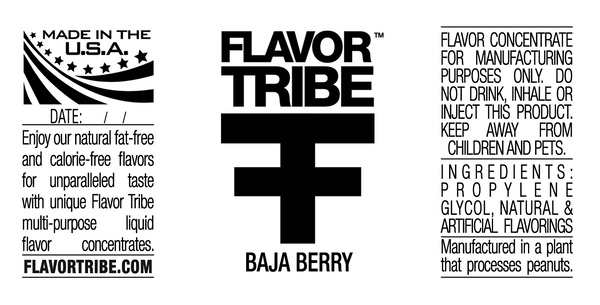 Baja Berry Flavor Concentrate