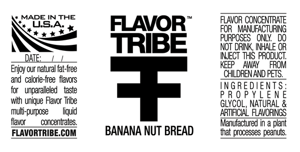 Banana Nut Bread Flavor Concentrate