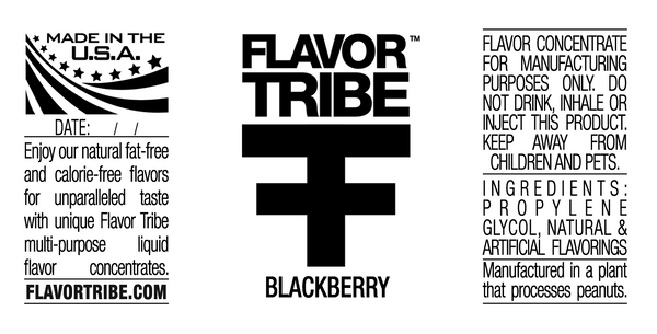 Blackberry Flavor Concentrate