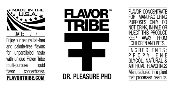 Dr. Pleasure Phd Flavor Concentrate