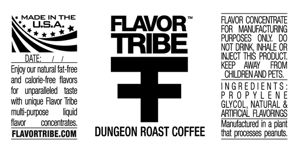 Dungeon Roast Coffee Flavor Concentrate