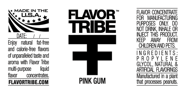 Pink Gum Flavor Concentrate