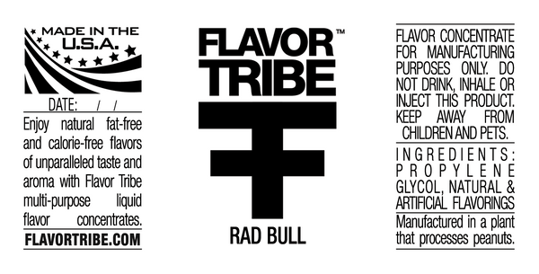 Rad Bull Flavor Concentrate