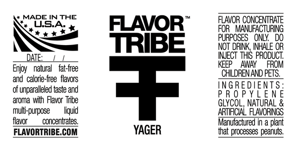 Yager Bomb Flavor Concentrate