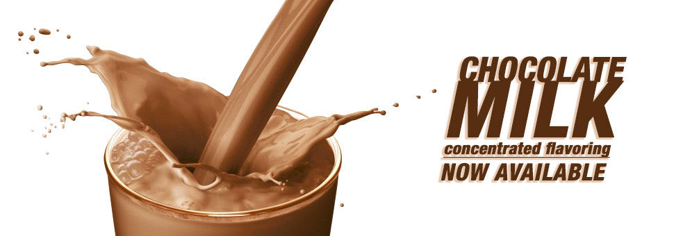 Click Here for Chocolate Milk Concentrated Flavoring