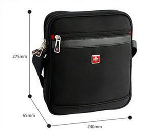 SwissGear Men Shoulder Bag for iPad/Surface/Galaxy Note/Nexus [SG-MSB]