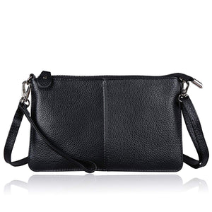 Stylivvo Women's Leather Wristlet Clutch Phone Wallet Mini Crossbody Purse Bag with Card Slots