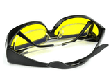 HD NIGHT SIGHT POLARISED NIGHT DRIVING OVER GLASSES