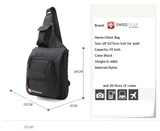 Swiss Gear Chest Sling Bag for iPad/Surface/Galaxy/Nexus