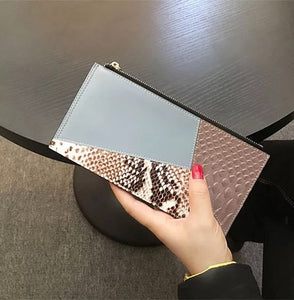❤️BUY 1 FREE 1 Choose 2 to Cart :: STYLIVVO Women's Wallet Credit Card Holder Genuine Leather Zipper Purse ❤️