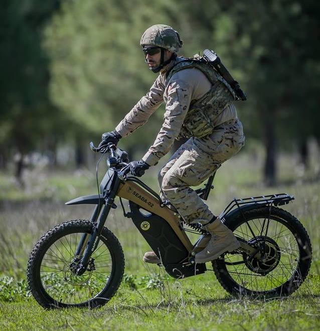 nato forces test bultaco electric bikes for fast response. Black Bedroom Furniture Sets. Home Design Ideas