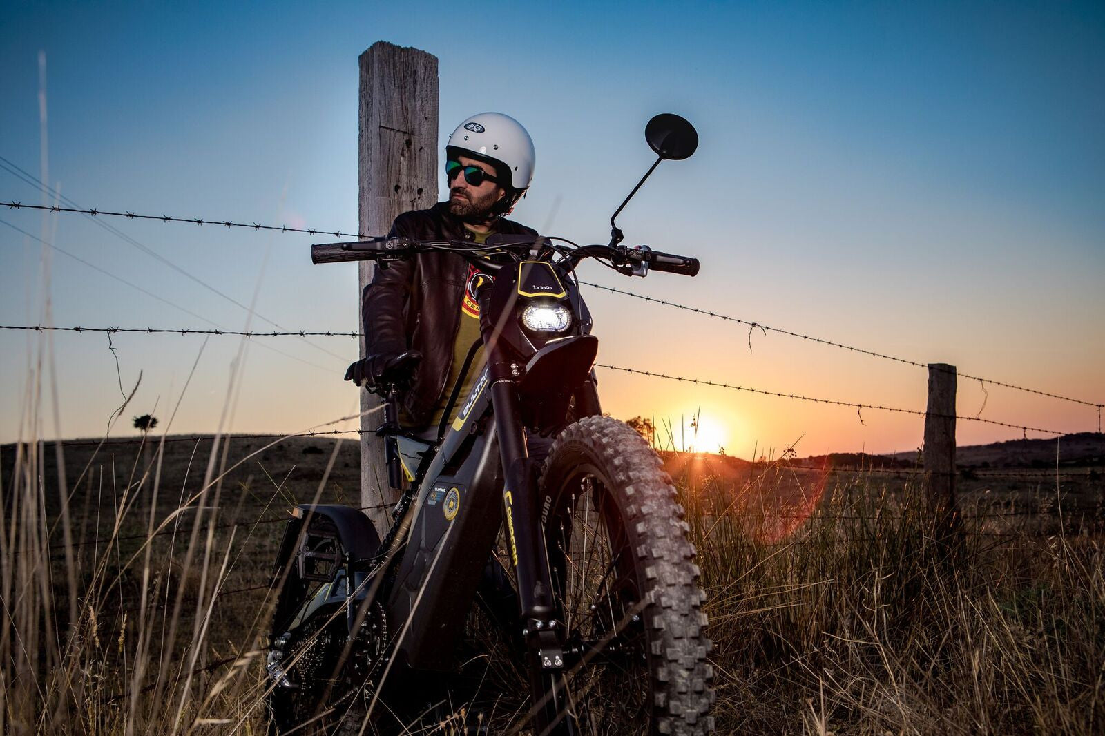 Bultaco Brinco C Restyle Night Time Shoot 3