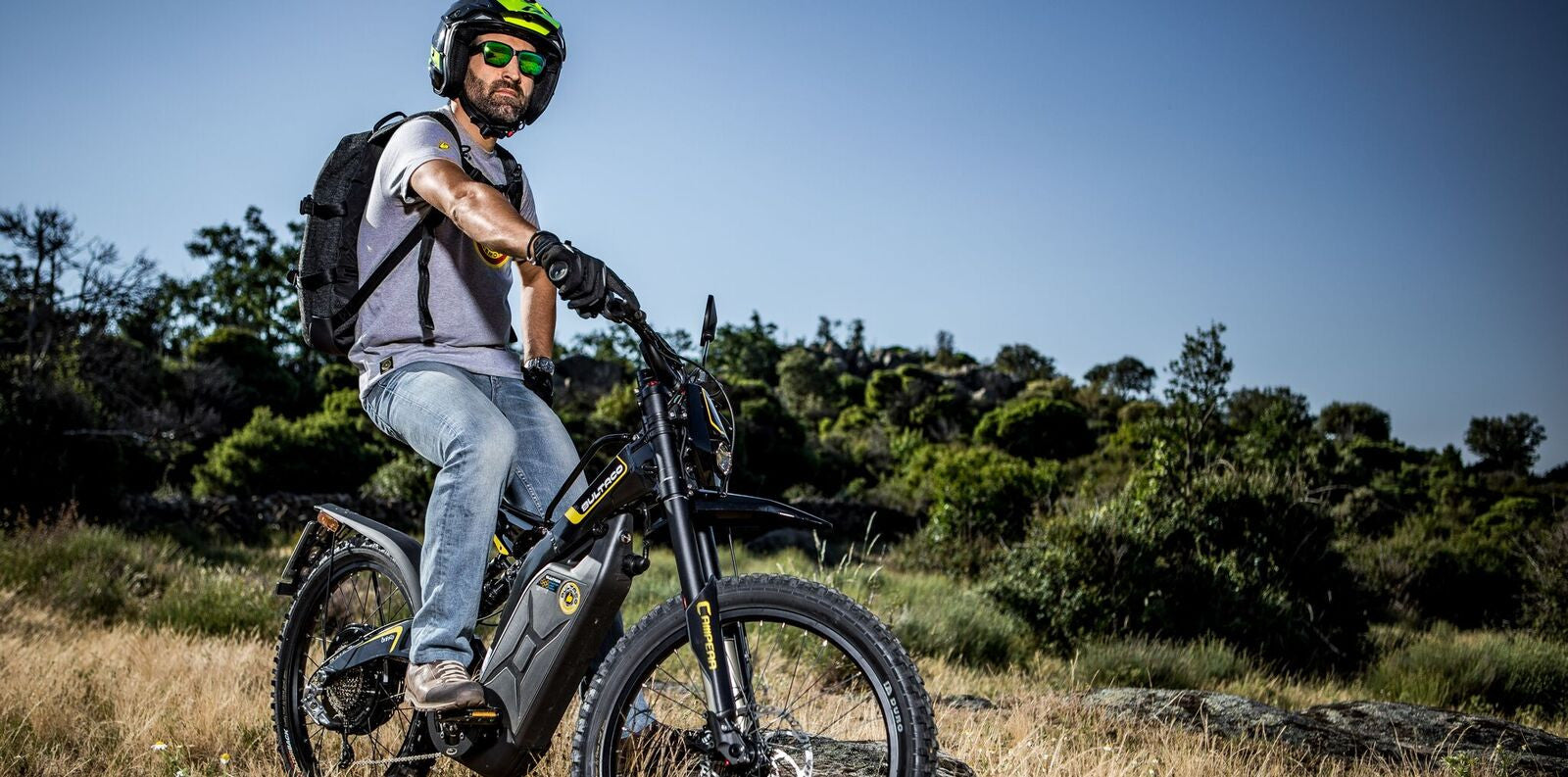 Bultaco Brinco C Restyle Day Time Shoot 1