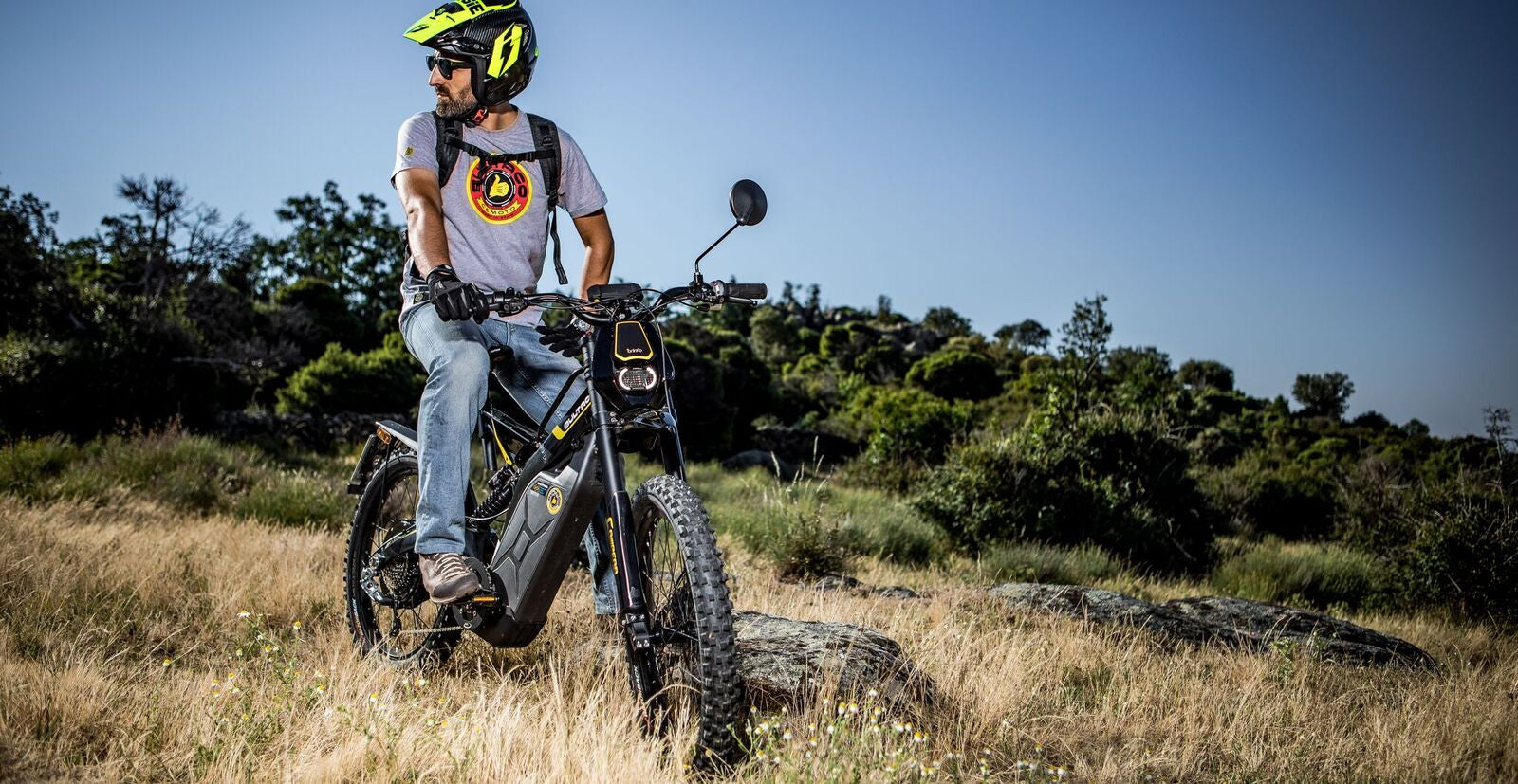 Bultaco Brinco C Restyle Day Time Shoot 2