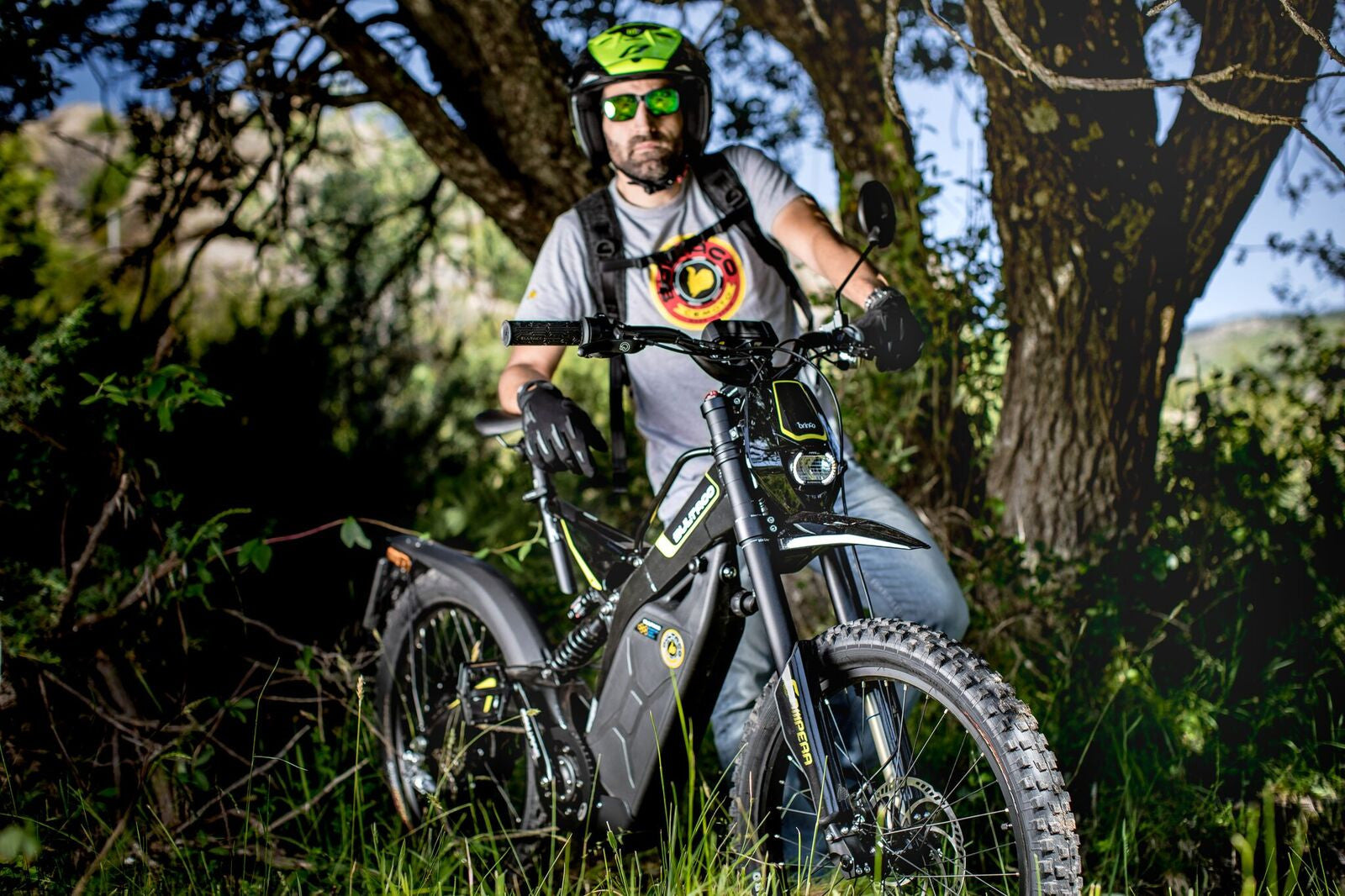 Bultaco Brinco C Restyle Day Time Shoot 5