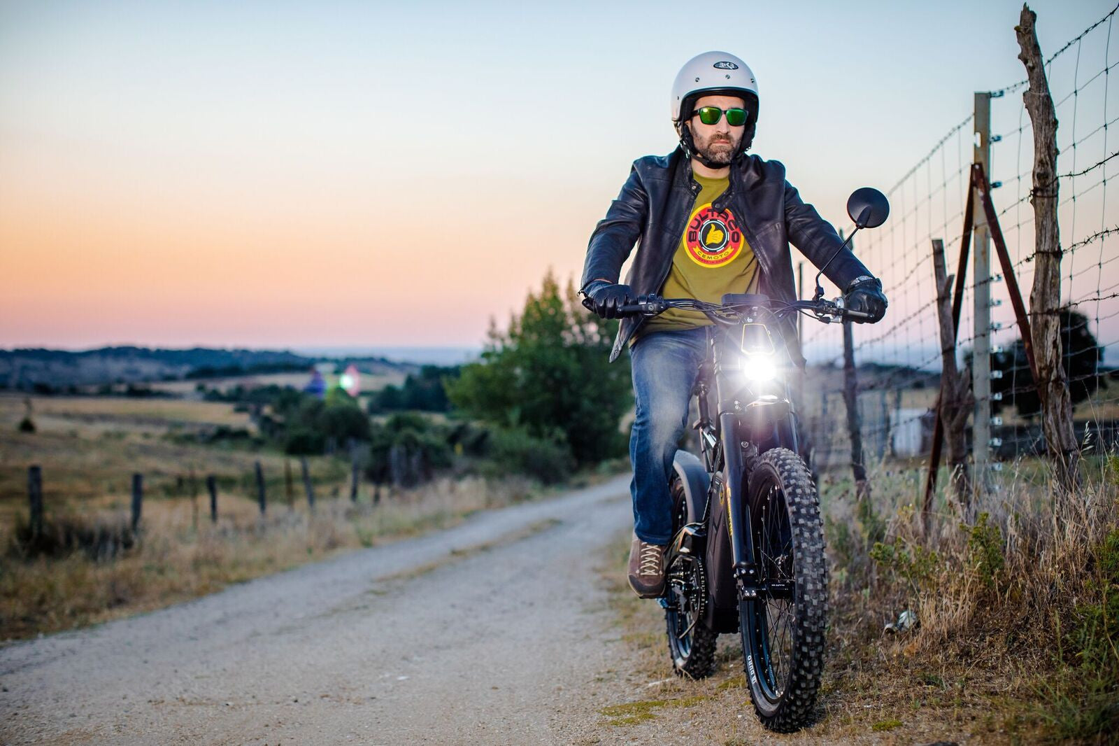 Bultaco Brinco C Restyle Night Time Shoot 10